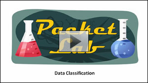 Data Classification - Part 1