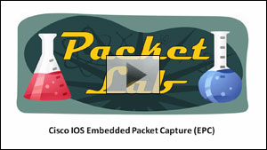 Cisco IOS Embedded Packet Capture (EPC) - Part 1