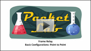 Frame Relay - Basic Configurations Point to Point - Part 1